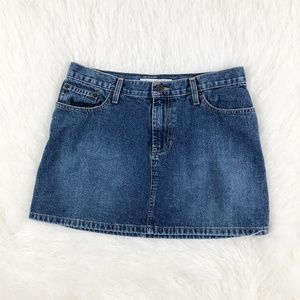Vintage Abercrombie & Fitch | Denim Jean Skirt 4